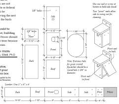 Bird houses  Bird house plans and House plans on Pinterest