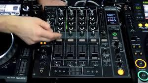 Обзор <b>микшерного пульта Pioneer</b> DJM 800 (№027) - YouTube