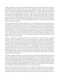 persuasive essay on smoking   the canterbury tales essaysmoking affects everyone around you through second hand smoke write persuasive essay about smoking is  good     paragraphs enjoy the merits of expert
