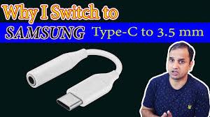 <b>SAMSUNG</b> USB <b>Type</b>-<b>C</b> to 3.5mm Cable - YouTube