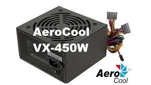 Обзор <b>AeroCool VX</b>-<b>450W</b> - крепкий и недорогой <b>блок питания</b> ...