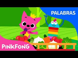 Vegetales   Palabras   Pinkfong Canciones Infantiles - YouTube ...