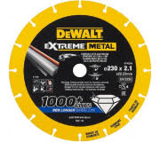 <b>Алмазный диск</b> для резки металла DeWALT <b>230х22.2</b> мм ...