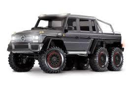 <b>Радиоуправляемая</b> модель Краулера <b>TRAXXAS TRX</b>-<b>6</b> Mercedes ...