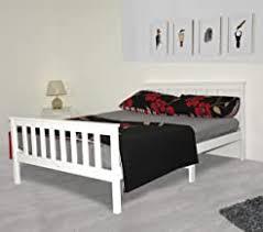 Bed Frames - White / Bed Frames / Beds, Frames ... - Amazon.co.uk