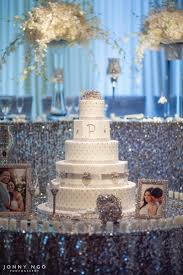 Cake Table Decoration Watch More Like Bling Wedding Cake Table Decoration