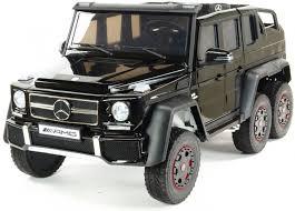 <b>Двухместный электромобиль Mercedes Benz</b> G63 6x6 4WD ...