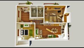 interior design 10 awesome two bedroom apartment 3d floor plans awesome 3d floor plans