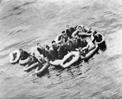 Image result for ww2 german u boat rubber dinghy