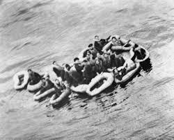 Image result for ww2 german u boat rubber dinghy