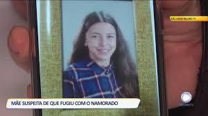 Exclusivo Record TV: jovem desaparecida em Vila Nova de Gaia