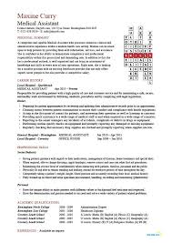 medical assistant resume example 2 medical assistant resume samples