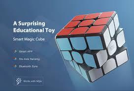 Original Xiaomi <b>Smart</b> Magic Cube Six-axis Sensing System Rubik ...