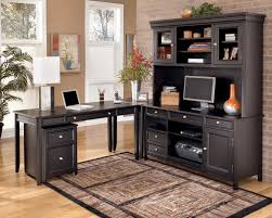black office desk office desk home office furniture collections alaska black oak office desk