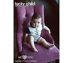 <b>Lucky</b> Child <b>Боди</b> для девочки Лазурный берег 28-5Д ...