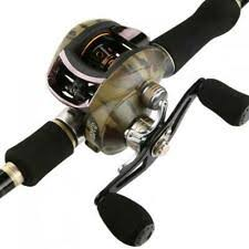<b>12</b>+<b>1BB</b> Left/Right Hand Bait Casting Fishing Reel BaitCasting High ...