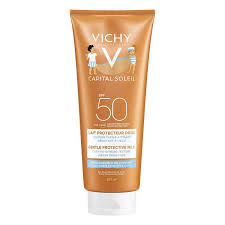 <b>Vichy Capital Soleil</b> Wet Skin Gel For Kids SPF 50+ - Sun Care ...