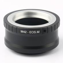 For M42-EOS M <b>Mount Adapter Ring</b> for M42 Screw <b>Lens</b> to <b>Canon</b> ...