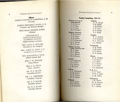 Wofford College Catalogue, 1931-1932