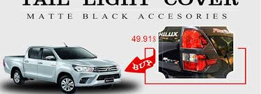 2019 <b>Led Roof Panel</b> Roof Accessories For Toyota Hilux SR5 Reco ...
