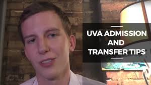 uva admission and transfer tips uva admission and transfer tips