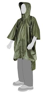 <b>Tatonka</b> Спортивная одежда Влагозащита <b>Poncho 3</b> XL-XXL 2801 ...