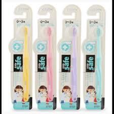 Зубная <b>щетка Lion Kids</b> Safe с нано-серебряным покрытием ...