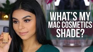 My <b>MAC</b> Cosmetics Studio Fix Fluid Shade | Olive Skintone ...