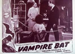 Image result for images of 1933 movie the vampire bat