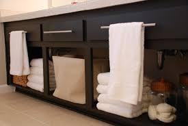 open bathroom vanity cabinet: image of diy bathroom vanity ideas