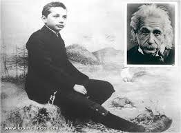 Resultado de imagen de Einstein el estafador