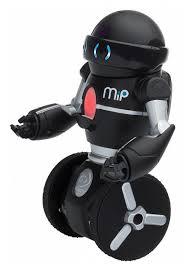 Купить <b>Интерактивная</b> игрушка <b>робот WowWee</b> MiP черный по ...