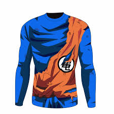 Compression Tee shirt <b>Dragon Ball</b> Z 3D Print Tshirt Vegeta Goku ...