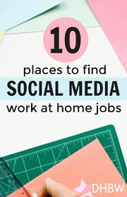 10 places to social media jobs online if you spend lots of time on social media sites like facebook twitter and