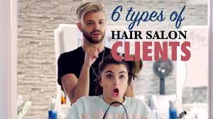 <b>6</b> Types Of People You'll Definitely See At The <b>Hair Salon</b>   The ...