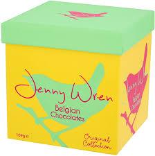 Jenny Wren <b>Original</b> Chocolate <b>Collection Gift</b> Box 148 g: Amazon ...