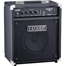 Отзывы о <b>Комбоусилитель</b> для <b>бас</b>-гитары <b>Fender Rumble</b> 15