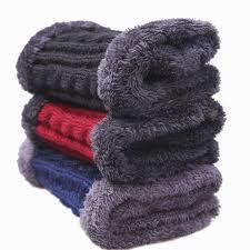 Unisex Winter Warm <b>Neck Scarf Thickened Wool Collar</b> Velvet ...