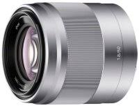 Купить <b>Объектив Sony</b> 50mm f/1.8 OSS (<b>SEL</b>-<b>50F18</b>) Silver в ...