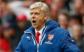 Image result for pics of wenger arsenal news