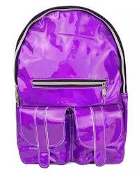 """<b>Рюкзак Kawaii Factory</b> """"Металлик"""" (фиолетовый) - купить в ..."""