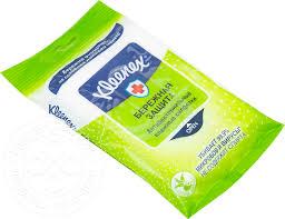Купить <b>Салфетки влажные Kleenex</b> Бережная защита ...