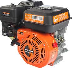 <b>Двигатель бензиновый PATRIOT</b> P170FB