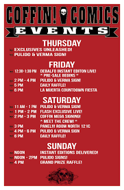 everything you need to know about phoenix comicon pcc2016 events schedule