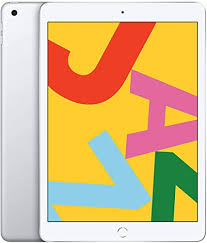 <b>Apple iPad</b> (<b>10.2</b>-inch, Wi-Fi, 32GB) - Silver (Previous Model, 7th...