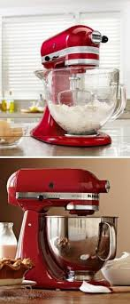 stand mixers kitchen small apps vertical tile red kitchen aid artisan series stand mixer
