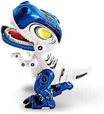 Wowok Roaring Dinosaur Toys for Kids, <b>Alloy Metal Mini</b> ...