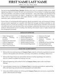 sr project manager resume   sample it project manager resume