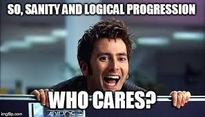 10th Doctor Meme Generator - Imgflip via Relatably.com