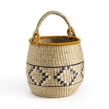 <b>Корзина</b> плетеная в виде шара, zac натуральный <b>La Redoute</b> ...